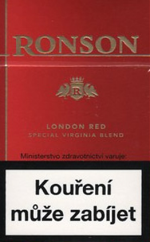 RONSON RED SPECIAL