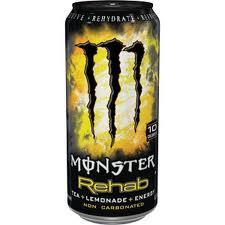 Monster Rehab 500 ml. plech